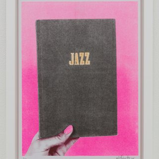 Untitled (Jazz) art for sale