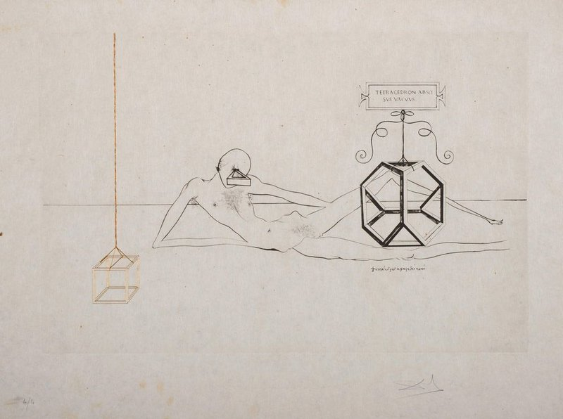 Six Reasons to Collect Salvador Dalí's Prints | Art for Sale