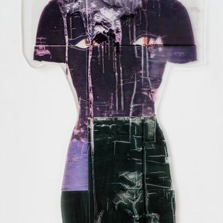 Black Dress art for sale