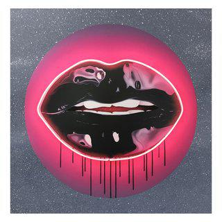 Candy Darling (Neon Magenta) art for sale