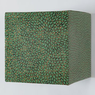 Lime Cube art for sale