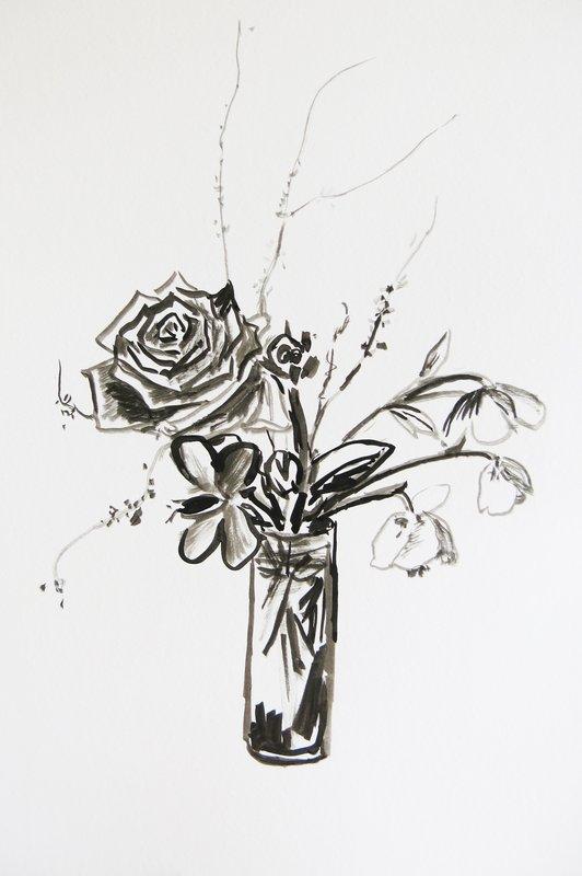 Sarah Bedford - Bud Vase for Sale | Artspace