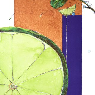 Forbidden Fruit Series: talisman art for sale