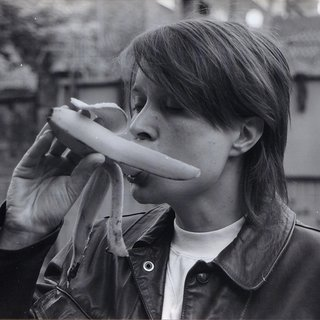Sarah Lucas, Eating A Banana (Revisited)