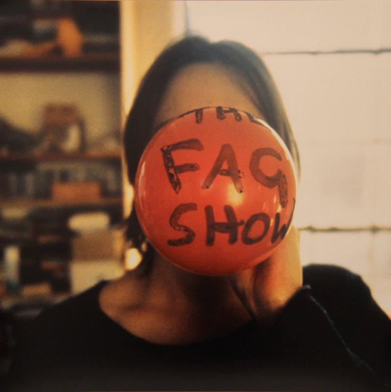 by sarah_lucas - The Fag Show