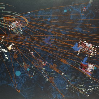 Sarah Sze, Night