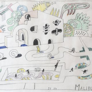 Malibu art for sale