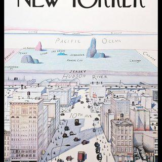 The New Yorker art for sale