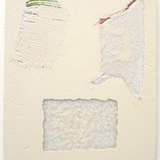 Domestic Bliss Fragment (white) art for sale