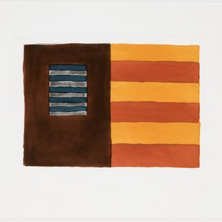 Sean Scully, Diptych