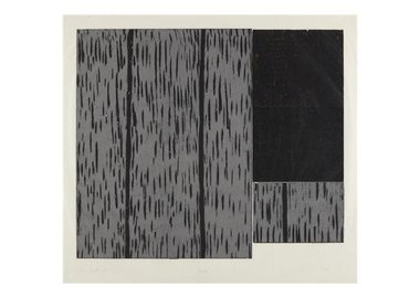 work by Sean Scully - Block