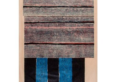 Sean Scully - Standing I