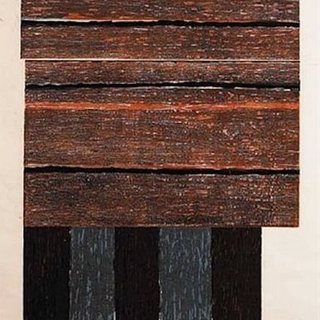 Sean Scully, Standing II