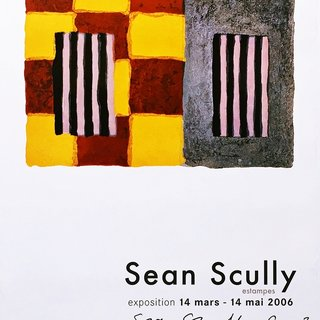 Sean Scully Estampes, France (Hand Signed) art for sale