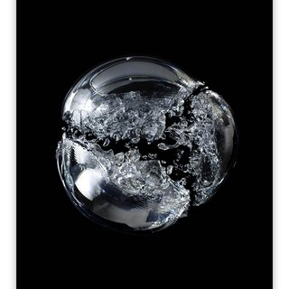 Gravity Bulle d'air 05 (Large) art for sale