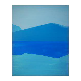 Blue Hudson art for sale