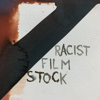 Untitled - Racist Film Stock art for sale