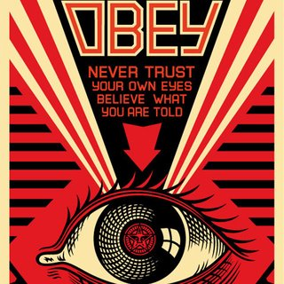 Shepard Fairey - Eye,
