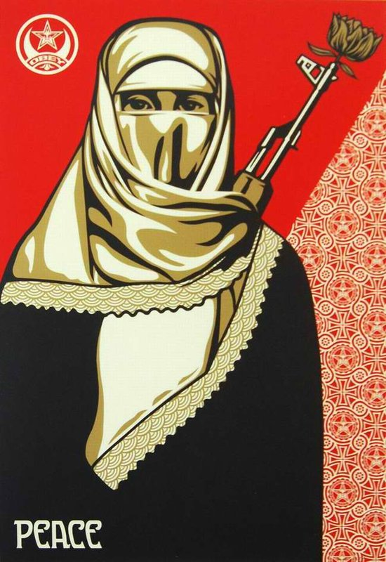 Shepard Fairey Fist Gay Marriage