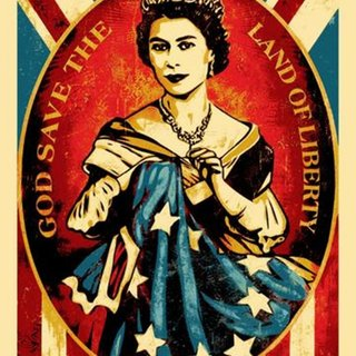 God Save the Queen art for sale