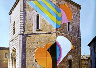 work by Shu Takahashi - Volterra 1973