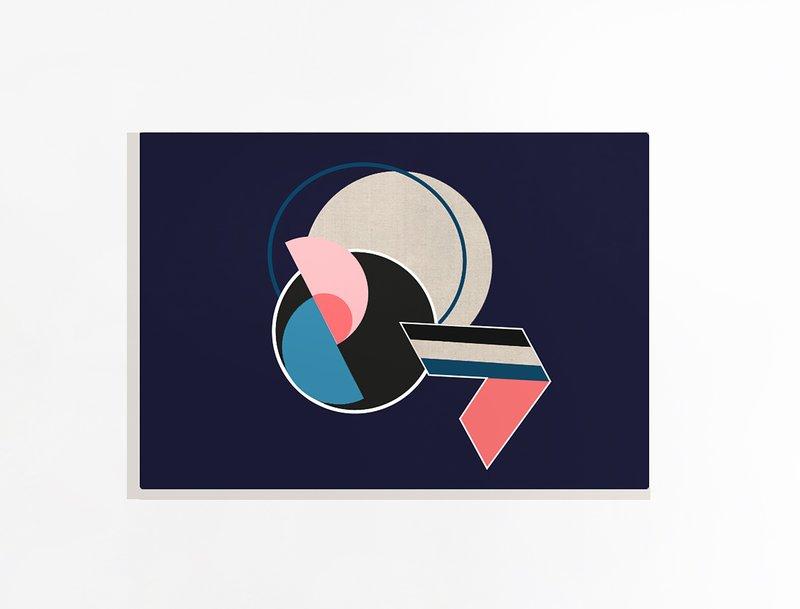 Sinta tantra artist bio and art for sale artspace study for zenith noon no5 sonia delaunay fandeluxe Image collections