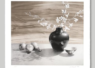Skip Steinworth - Still Life With Pears