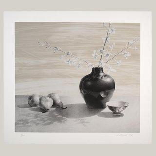 Still Life with Pears II art for sale