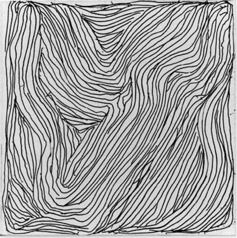 sol lewitt small etchings black white no 4 for sale artspace Etch a Sketch Wired Directions