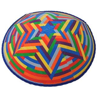 Sol Lewitt Kippah 7th Edition art for sale