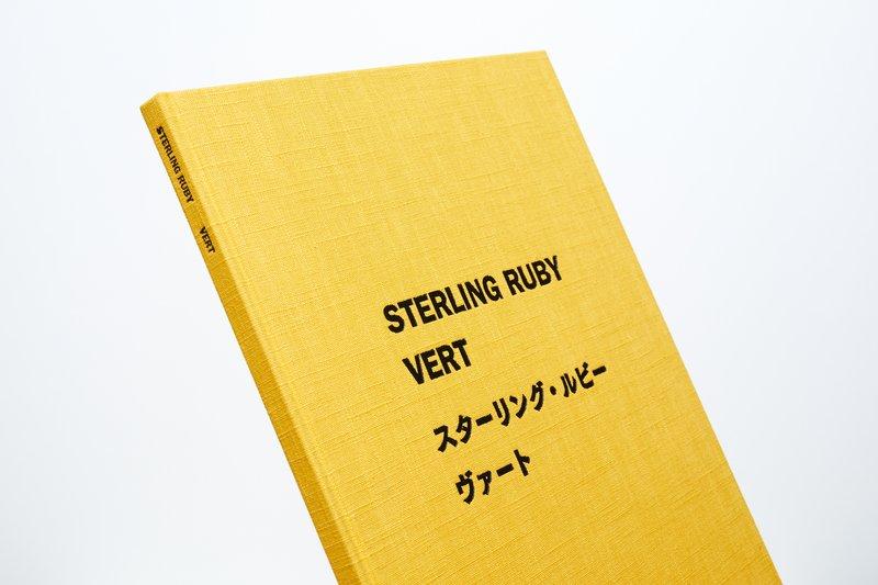 Sterling Ruby - VERT for Sale   Artspace