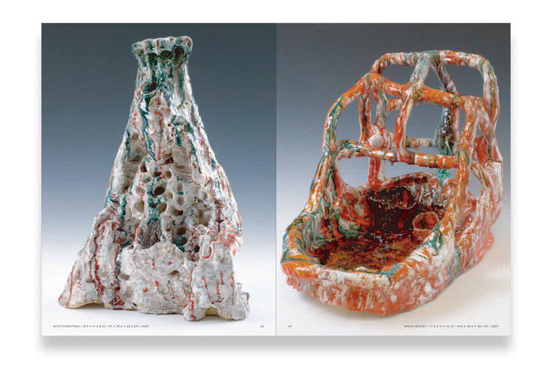 view:38645 - Sterling Ruby, CERAMICS 2007-2010 -