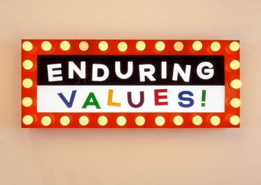 Steve Lambert - Enduring Values