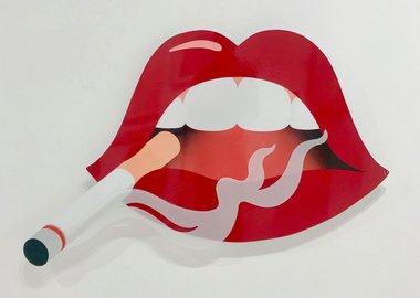 work by Steve Malinchoc - Hot Lips