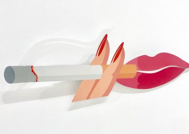 work by Steve Malinchoc - Warm Hot Lips