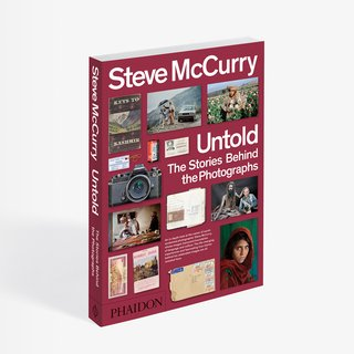 Steve McCurry: Untold The Stories Behind the Photographs art for sale