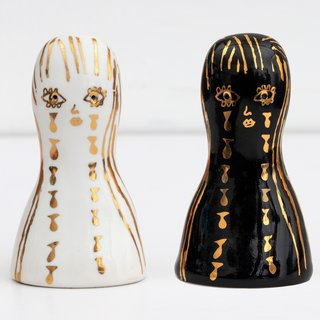 Salt and Pepper Shakers art for sale