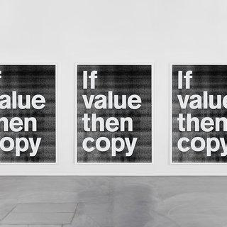 If Value Then Copy art for sale
