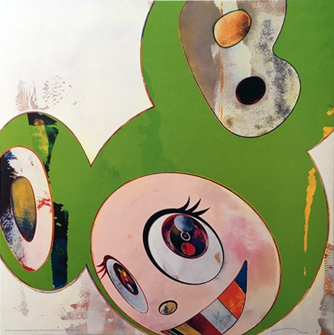 Takashi Murakami - And then, and then and then and then and then / Kappa, Print