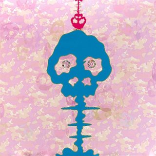 Time Bokan - Camouflage Pink art for sale