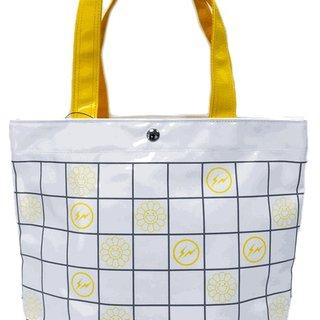 4a78974624 Takashi Murakami - Head Porter Tote Yellow for Sale