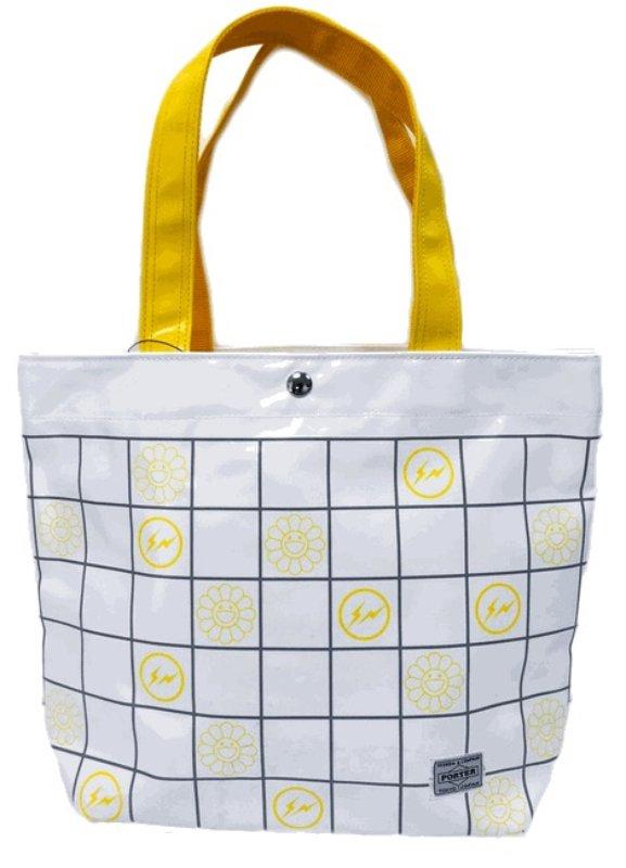 02eacc943cd8 Takashi Murakami - Head Porter Tote Yellow for Sale