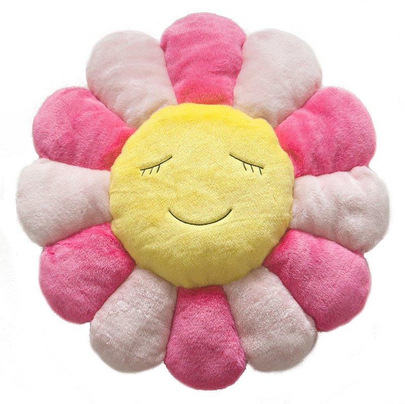 Takashi Murakami Flower Pillow Classic Pink 1m For Sale Artspace