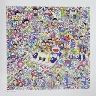 On an Endless Journey on a Time Machine with the Author Fujiko F. Fujio! art for sale