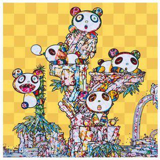 Panda Cubs Panda Cubs art for sale