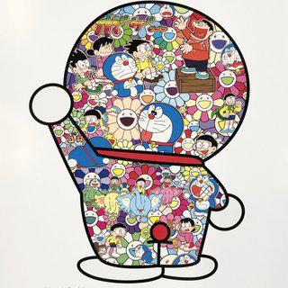 Doraemon's Daily Life art for sale
