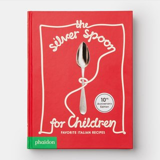 Silver Spoon for Children New Edition art for sale