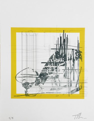 Thom Mayne - COMPOSITE XV: YELLOW