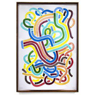 Curly Boy art for sale