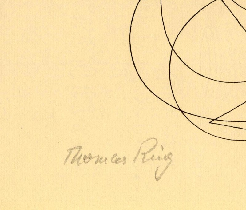 view:18590 - Thomas Ring, Konstruktion from La Lune en Rodage III -